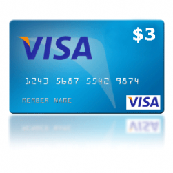 Virtual Visa 3.5$
