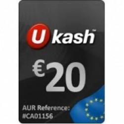 Ukash € 20 (EUR)