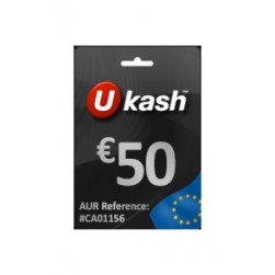 Ukash € 50 (EUR)