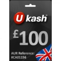 Ukash £ 100 (GBP)