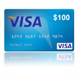 Virtual Visa 100$