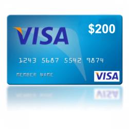 Virtual Visa 200$